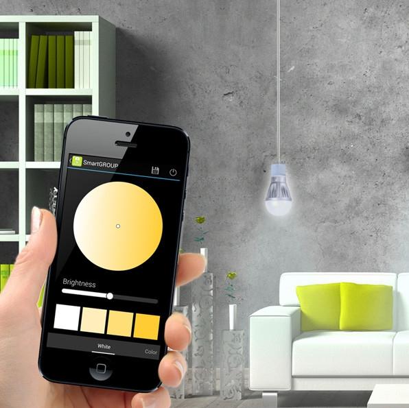 01 piloter une lampe distance 4 me leclerc de saint gaudens. Black Bedroom Furniture Sets. Home Design Ideas
