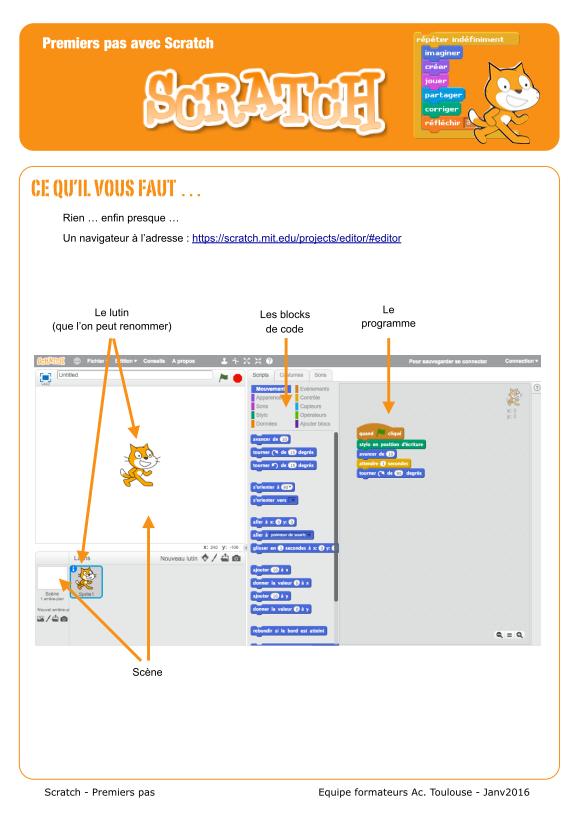<b>Télécharger</b> <b>Scratch</b> pour Windows : téléchargement gratuit !
